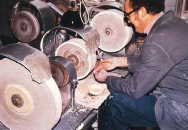 Станки для обработки камня