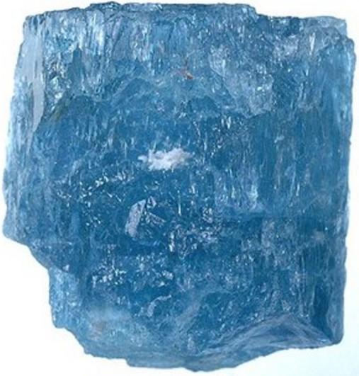 Как выглядит камень аквамарин кристалл