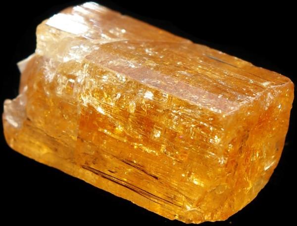 Жёлтый топаз камень свойства