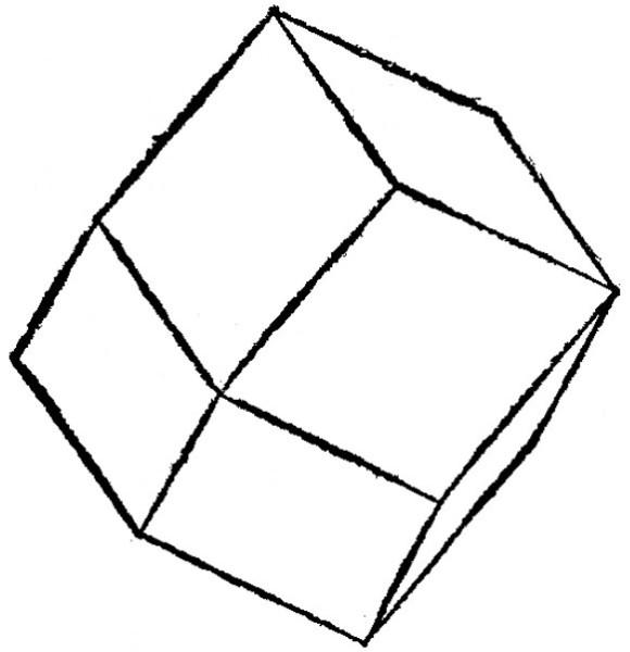 Форма куб