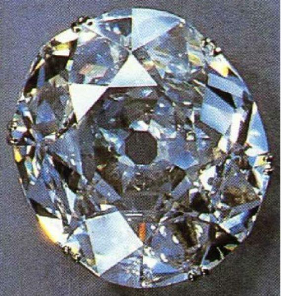 Происхождение алмаза Звезда Египта неизвестно