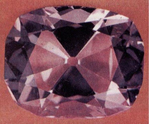 Алмаз названия Звезда Юга