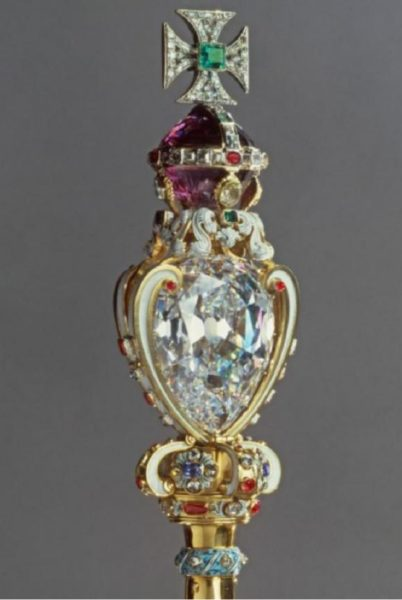 Крупнейший алмаз Куллинан