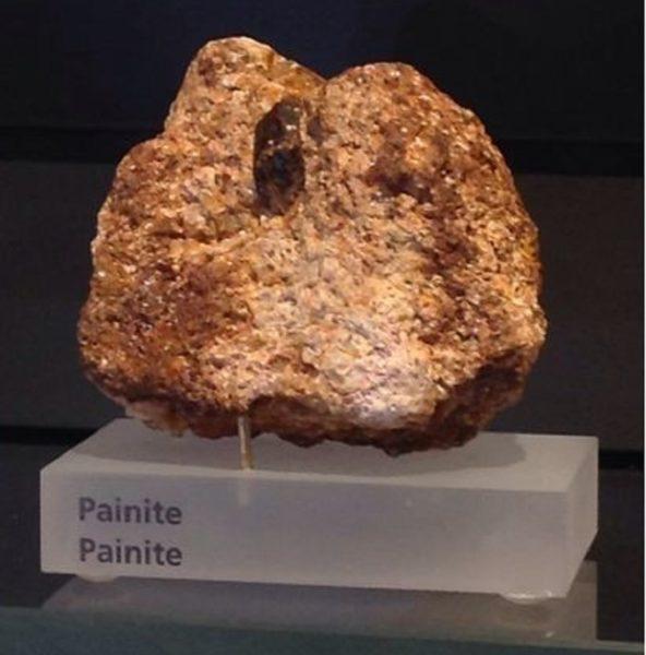 Кристалл пейнит