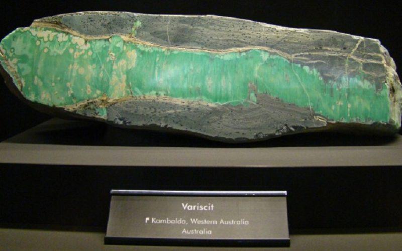 Натуральный варисцит камень фото
