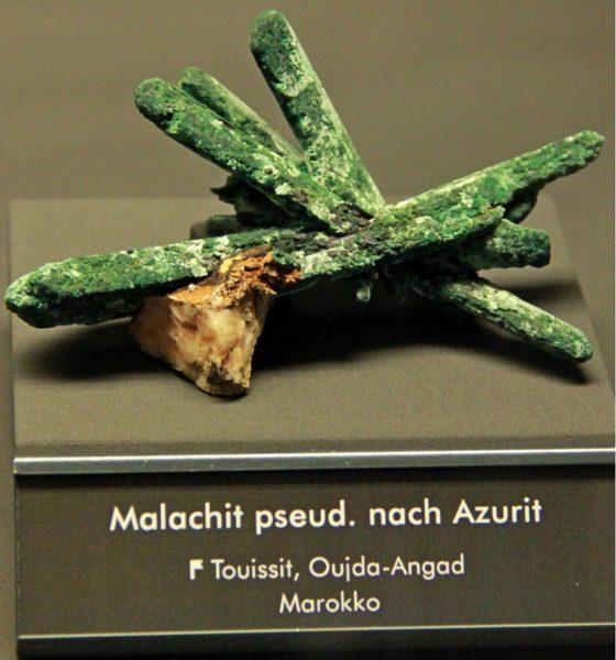 Фото камня малахит