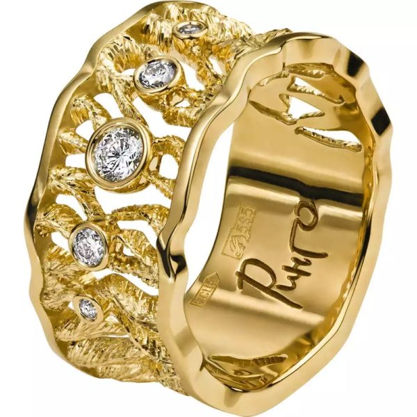 Обручальные кольца известных брендов фото