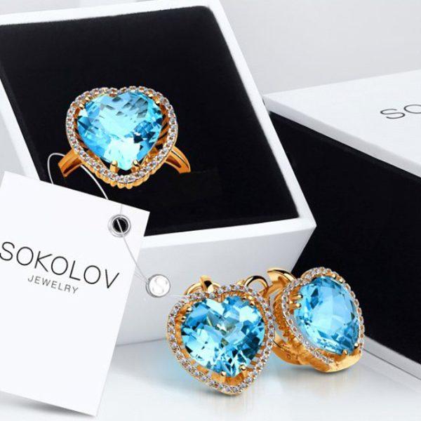 Ювелирный бренд Соколов история